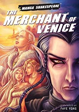 Manga Shakespeare: The Merchant of Venice 9780810997172
