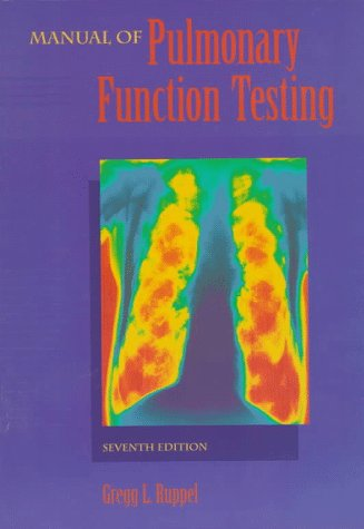 Manual of Pulmonary Function Testing 9780815122999