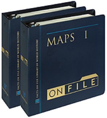 Maps on File 9780816041657