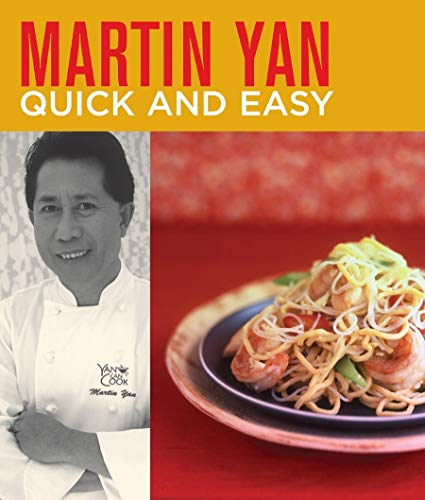 Martin Yan Quick and Easy 9780811844475
