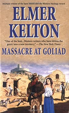 Massacre at Goliad 9780812574890