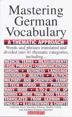 Mastering German Vocabulary
