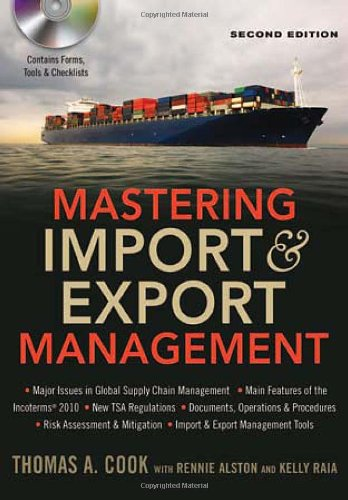 Mastering Import & Export Management 9780814420263