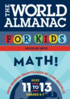 Math! Ages 11 to 13