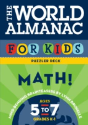 Math! Ages 5 to 7 9780811859790