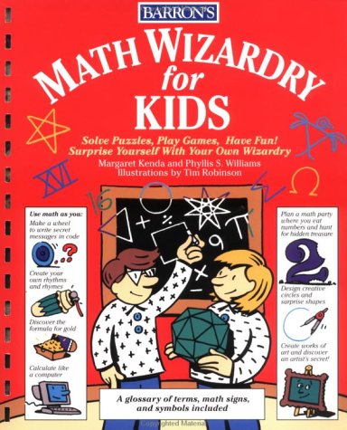 Math Wizardry for Kids 9780812018097