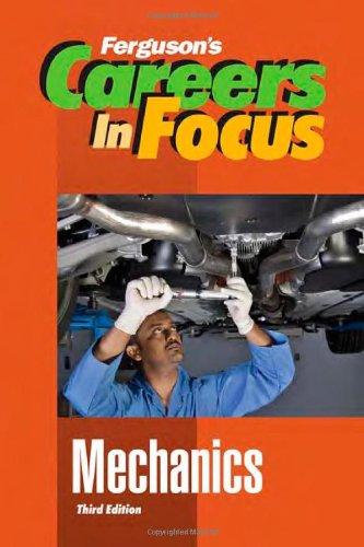 Mechanics 9780816072750