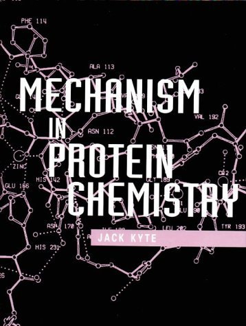 Mechanism in Protein Chemistry 9780815317005