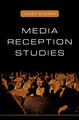 Media Reception Studies 9780814781357