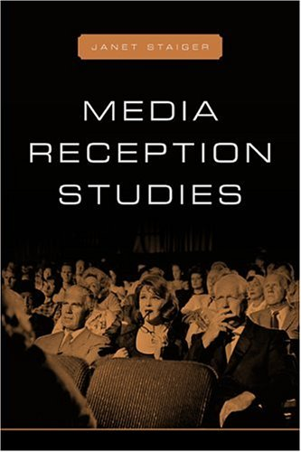 Media Reception Studies 9780814781340