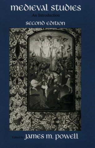 Medieval Studies: An Introduction 9780815625568