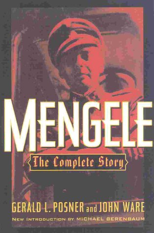 Mengele: The Complete Story 9780815410065