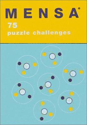Mensa: 75 Puzzle Challenges 9780811830782