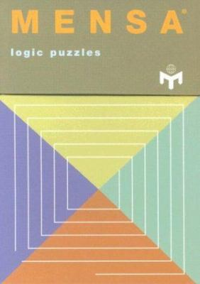 Mensa: Logic Puzzles 9780811828192