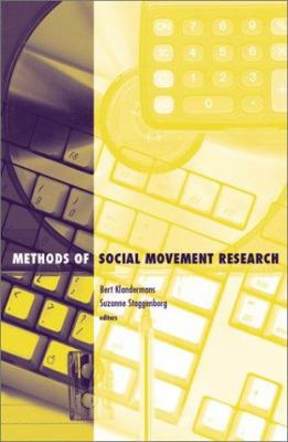 Methods of Social Movement Research 9780816635955