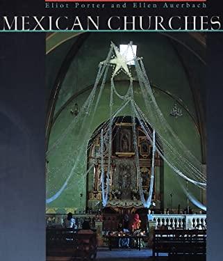 Mexican Churches 9780811823593