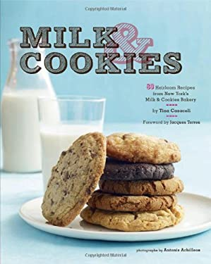 Milk & Cookies: 89 Heirloom Recipes from New York's Milk & Cookies Bakery 9780811872546