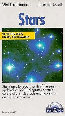 Mini Fact Finder: Stars 9780812096422