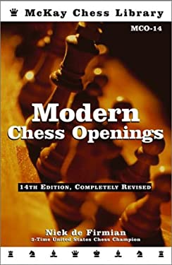 Modern Chess Openings: 14th Edition 9780812930849
