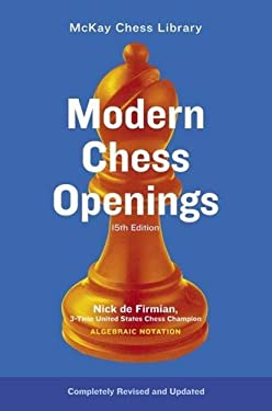 Modern Chess Openings: MC0-15 9780812936827