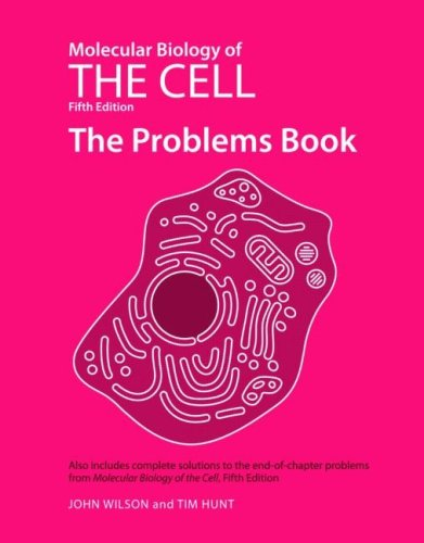 Molecular Biology of the Cell: The Problems Book [With CDROM]
