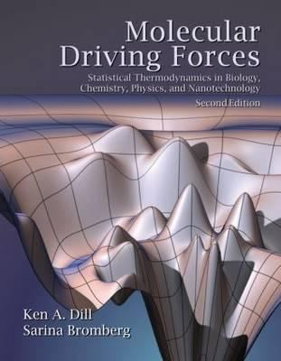 Molecular Driving Forces: Statistical Thermodynamics in Biology, Chemistry, Physics, and Nanoscience 9780815344308
