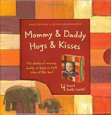 Mommy & Daddy Hugs & Kisses: Daddu Cuddles/Mommy Loves/Daddy Kisses/Mommy Hugs 9780811870559