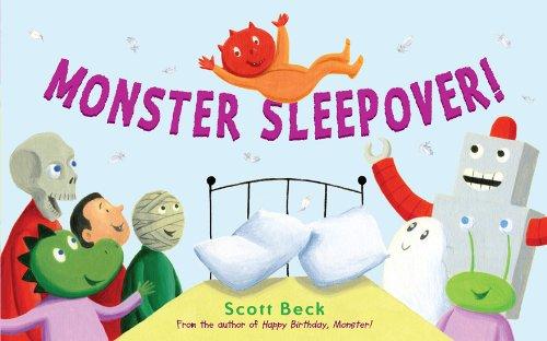Monster Sleepover! 9780810940598