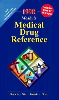 Mosby's 1998 Medical Drug Reference 9780815103165