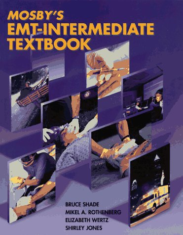 Mosby's EMT: Intermediate Textbook 9780815180036