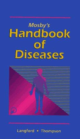 Mosby's Handbook of Diseases 9780815187714