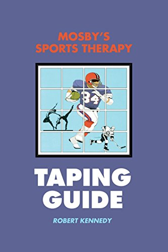 Mosby's Sports Therapy Taping Guide 9780815151982