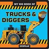 My Big Book of Trucks and Diggers 10841884