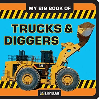 My Big Book of Trucks and Diggers 9780811878920
