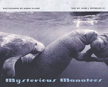 Mysterious Manatees 9780813026374