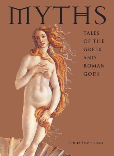 Myths: Tales of the Greek and Roman Gods 9780810971448