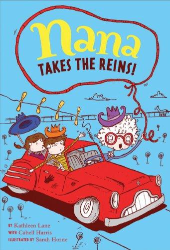 Nana Takes the Reins: Book 2 9780811862608