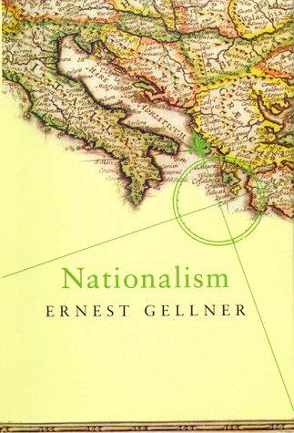 Nationalism 9780814731130