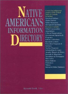 Native American Information Directory 2 9780810391161
