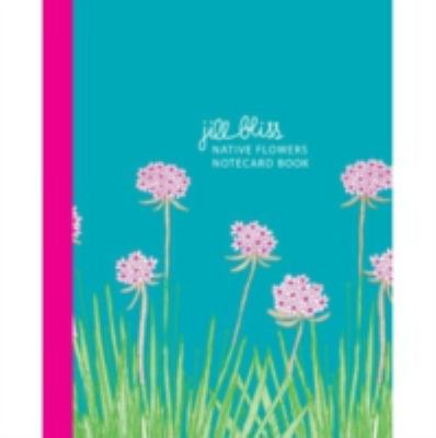 Native Flowers Notecard Book [With Envelopes]
