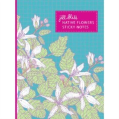 Native Flowers Sticky Notes 9780811862219