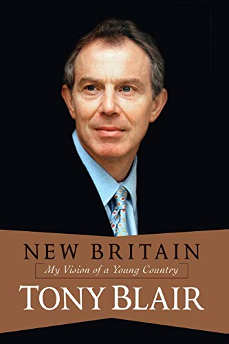 New Britain: My Vision of a Young Country 9780813342351