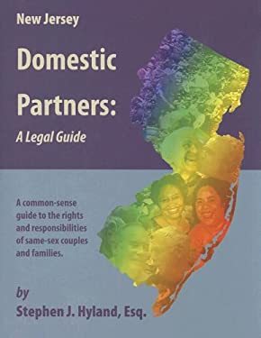 New Jersey Domestic Partners: A Legal Guide 9780813537399