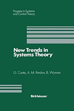 New Trends in System Theory 9780817635480