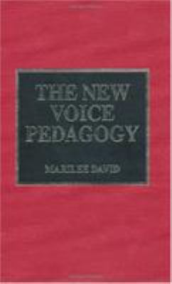 New Voice Pedagogy 9780810829435