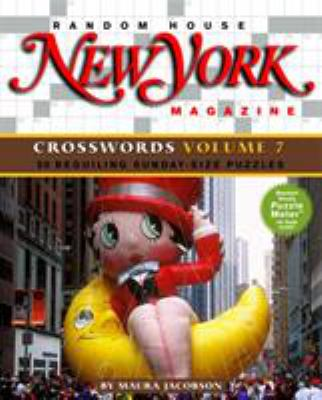 New York Magazine Crosswords: Volume 7 9780812936841