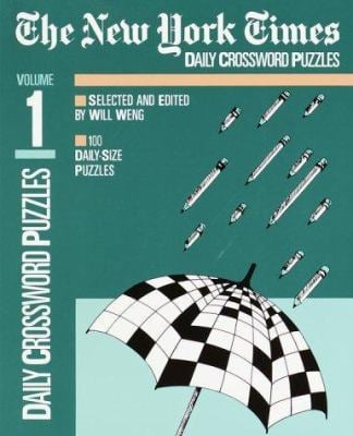New York Times Daily Crossword Puzzles, Volume 1 9780812906691