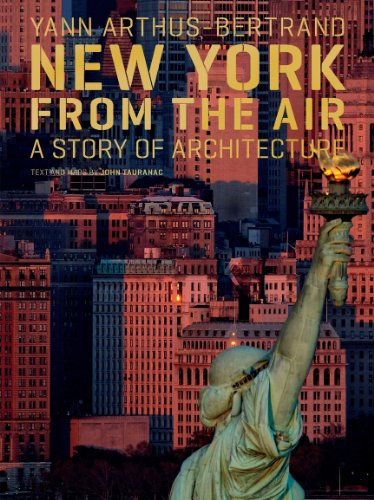 New York from the Air: A Story of Architecture 9780810993846