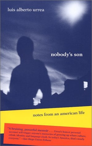 Nobody's Son: Notes from an American Life 9780816522705