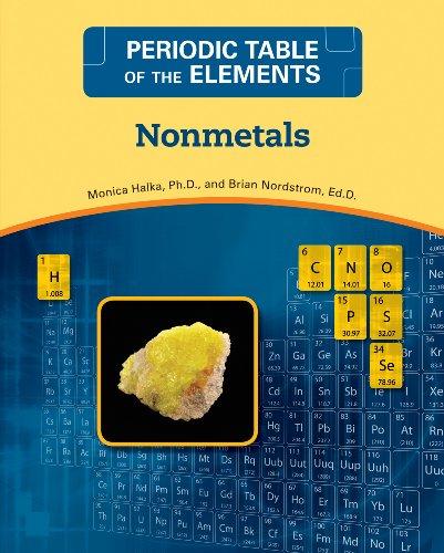 Nonmetals 9780816073672